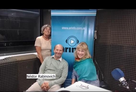 Néstor Rabinovich, entrevista en Otro Giro del Caleidoscopio, Empresas de familia