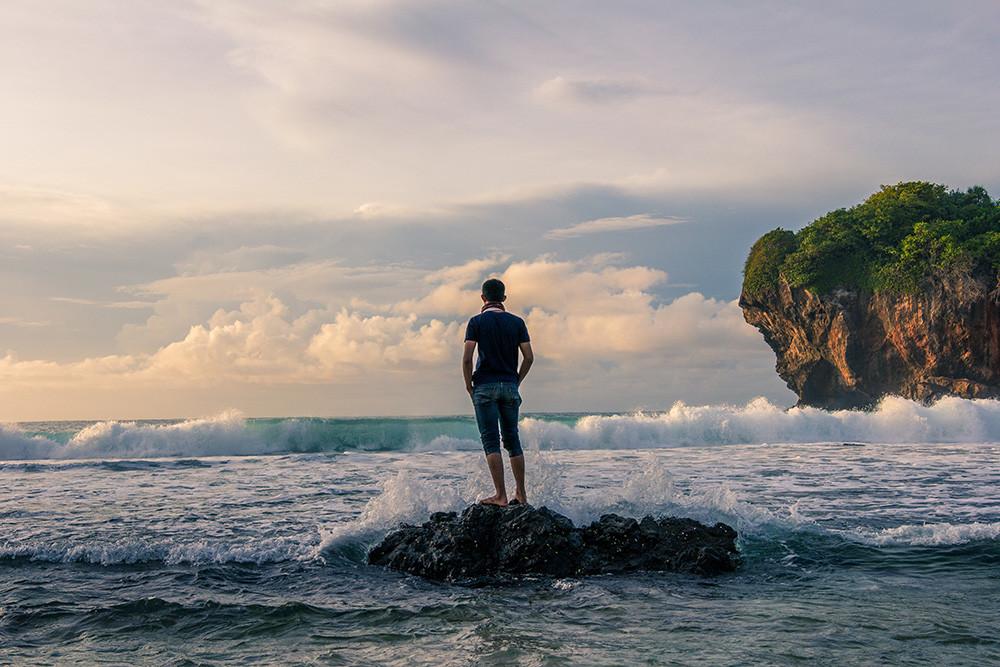 El mejor paisaje es el ser humano